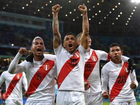 Mejores sitios para apostar a la Selección de Perú